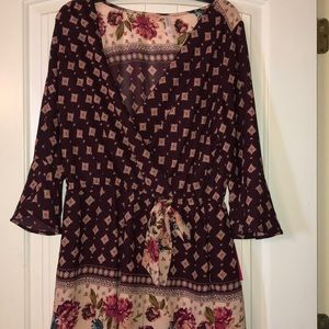 Xhilration romper size Xl Brand new with tags